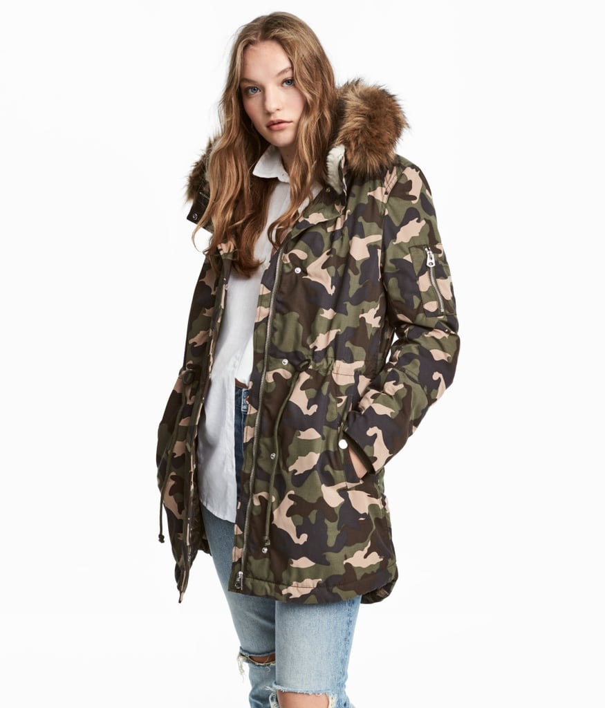 best sneakers 0bc61 beeee This H&M Padded Parka ($80) is pretty much the Winter ...