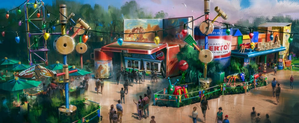 Disney World Just Released the First Image of the Toy Story Land Restaurant Coming to the Park!