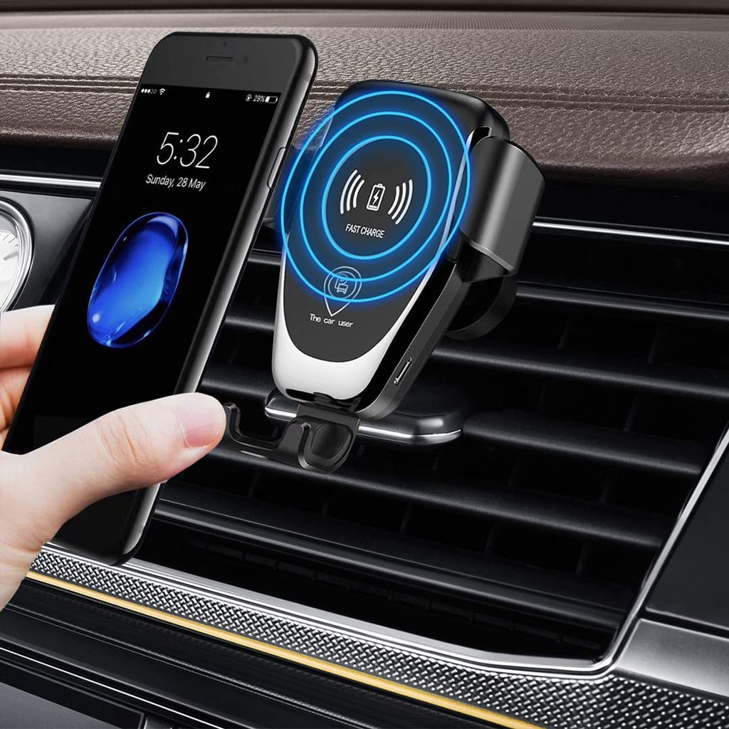 Dkaile Wireless Charger Car Mount