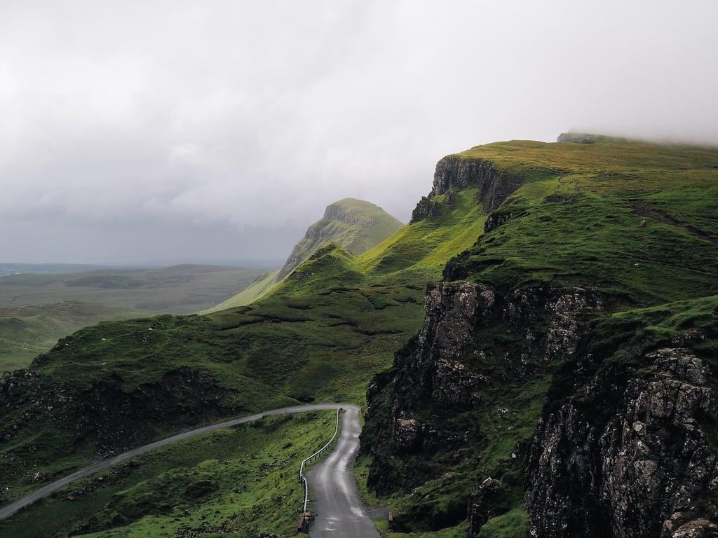 Ireland Zoom Background