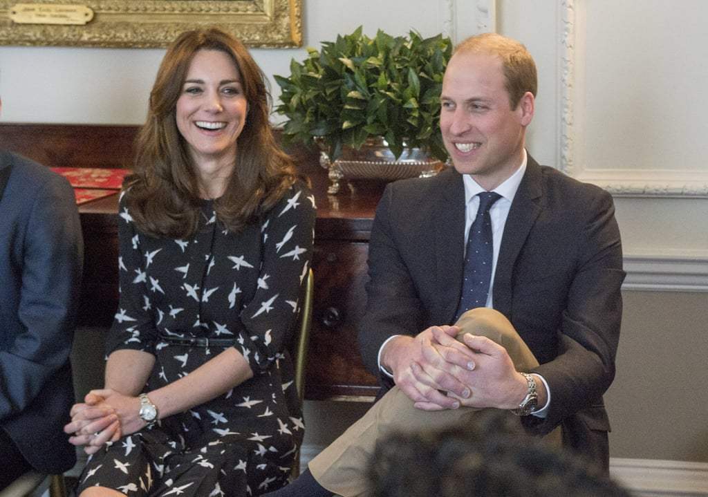 Kate Middleton and Prince William Show Off Their Sweet Chemistry During Their Latest Outing