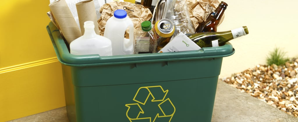 The Worst Things to Put in the Recycling Bin