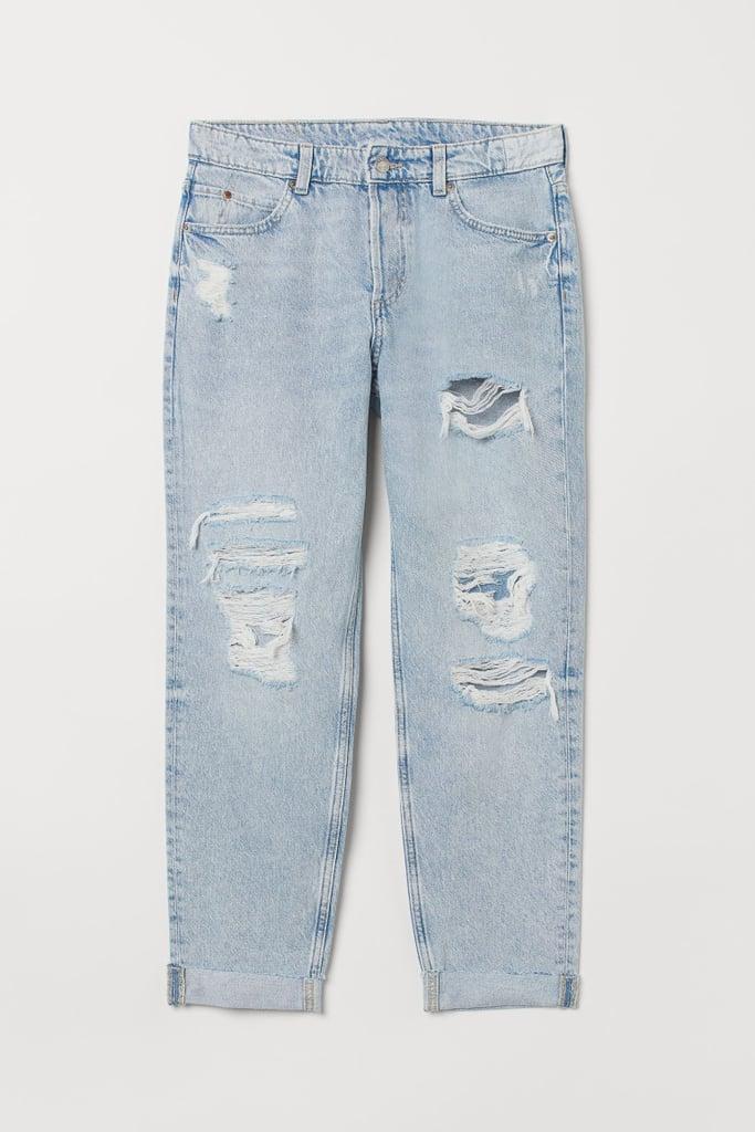 Boyfriend Low Regular Jeans
