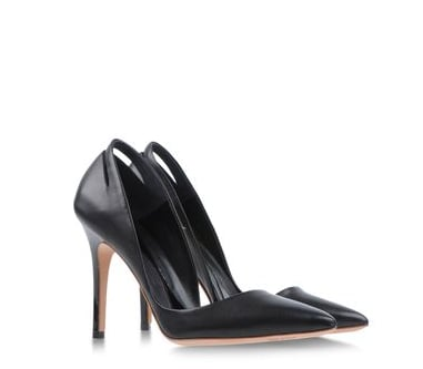 The perfect pump at a pretty unbeatable price: McQ closed-toe pumps ($204, originally $510).