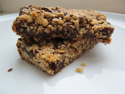 Gwyneth Paltrow's Granola Bars