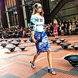 Looks like there's more than a few people who love this Kenzo ensemble.  Source: Instagram user bergdorfs