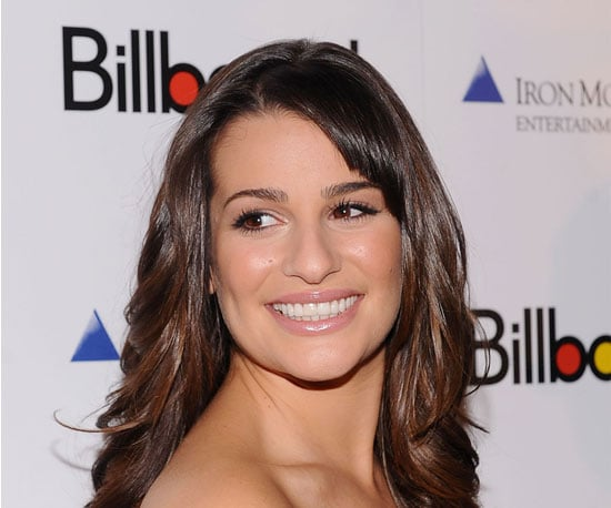 We Know Lea Michele's EXACT Lipstick at Billboard's 2010 Women in Music Awards!