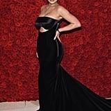 Kylie Jenner Alexander Wang Met Gala Dress 2018