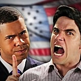 5. Barack Obama vs. Mitt Romney: Epic Rap Battles of History Season 2