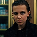 Eleven's Short, Slicked-Back Hair in Stranger Things Season 2
