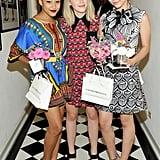 Her Crew Includes Fashion Newcomers Kiernan Shipka and Rowan Blanchard