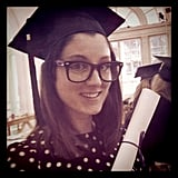 Sarah graduated from Sunsilk style school. Congratulations!