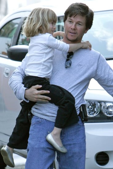Lil Links: Marky Mark Loves Being a Daddy