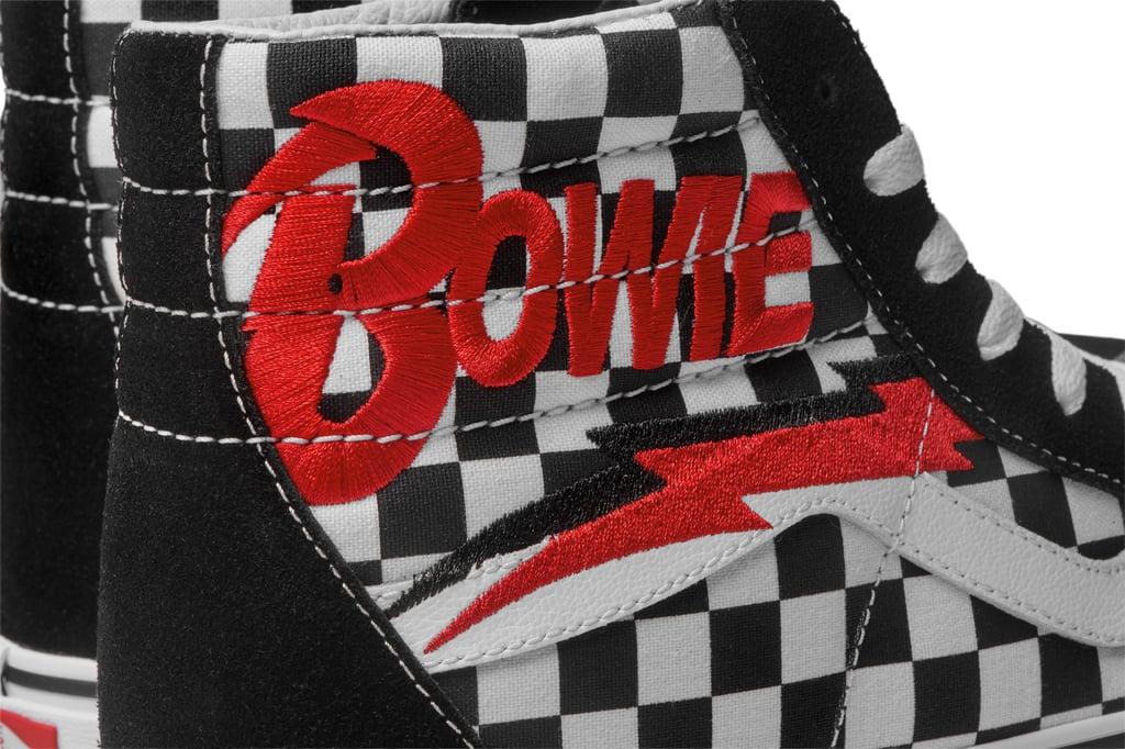 Vans David Bowie Sneaker Collection 2019