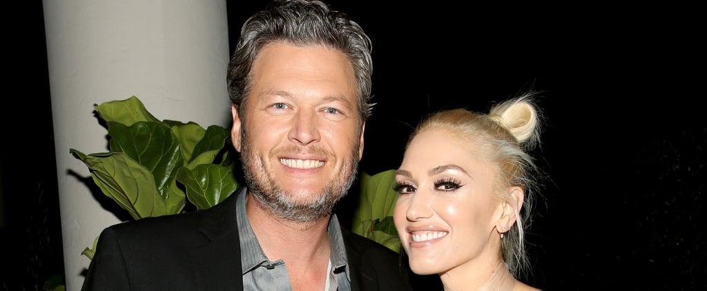 Gwen Stefani's Quote About Blake Shelton November 2016