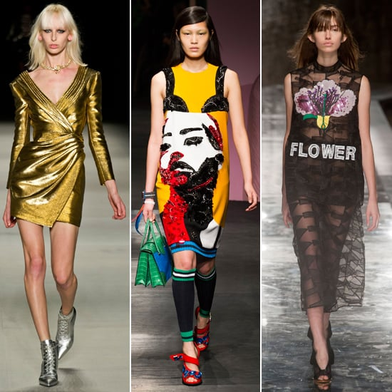 Winter's Finally Over! The Top 11 Trends For Spring 2014