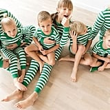 Hanna Andersson Classic Stripes in Go Green Collection ($12-$64)