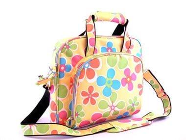 E. Square Laptop Bag