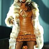 Early 2000s Fashion Trend: Dropped Waist Minidress