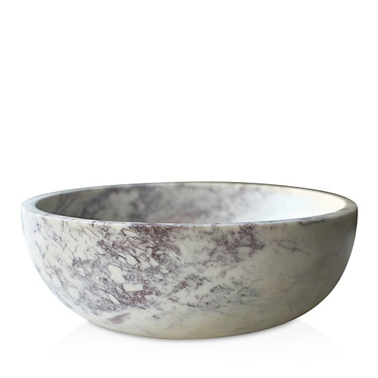 Caravan Marble Fruit Bowl