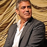 George Clooney took some questions about The Descendants in LA.