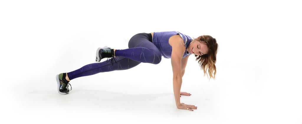 Flatten Abs, Tone Arms, and Lift That Booty With a 5-Minute Bodyweight Workout