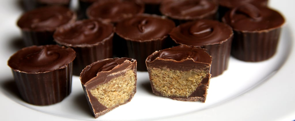 50-Calorie Mini Vegan Chocolate Sunbutter Cups