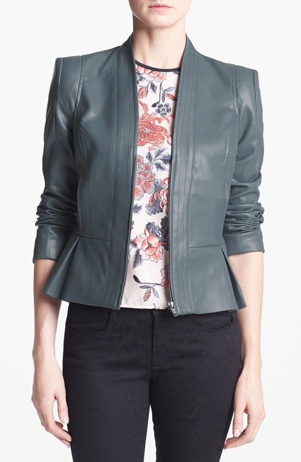 Sharp shoulders on this Mural topper ($49, originally $98) make for an especially fierce blazer.