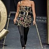 Versace Fall 2019 Runway