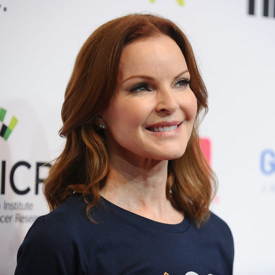 Marcia Cross's Instagram About Hair Loss After Cancer