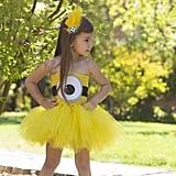 Despicable Me Minion Tutu Costume