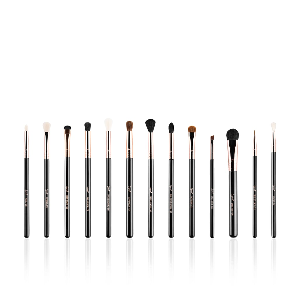 Sigma Beauty Limited-Edition Ultimate Copper Eye Brush Set
