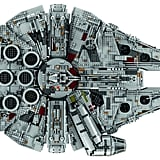 The $800, 7,541-Piece Millennium Falcon Lego Set Would Probably Take Our Kids 20 Years to Build
