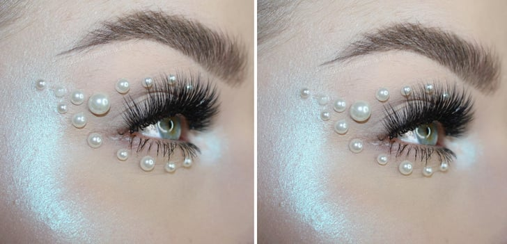 Pearl Makeup >> Pearl Makeup Beauty Trend Popsugar Beauty