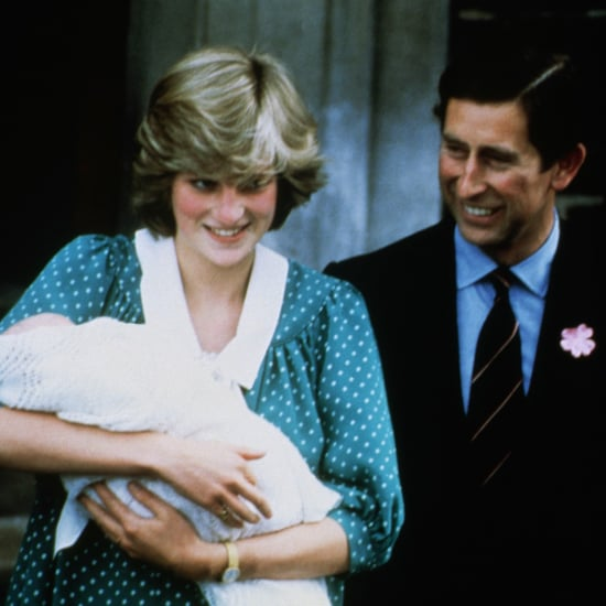 Where Did Princess Diana Give Birth?