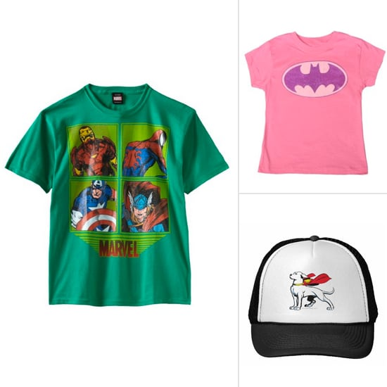 Superhero Clothes