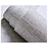 Faux Grasscloth Peel Stick Wallpaper