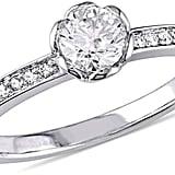 Delmar Jewelers Round Diamond Engagement Ring