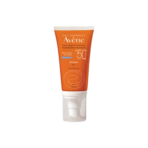Avene Sunscreen Emulsion Face SPF50+ ($26.95)