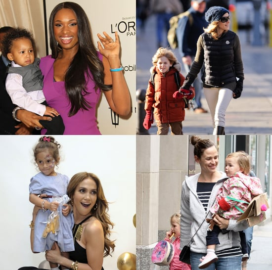 16 Celebrity Moms Pictures They Wish You Never Saw | BabyGaga