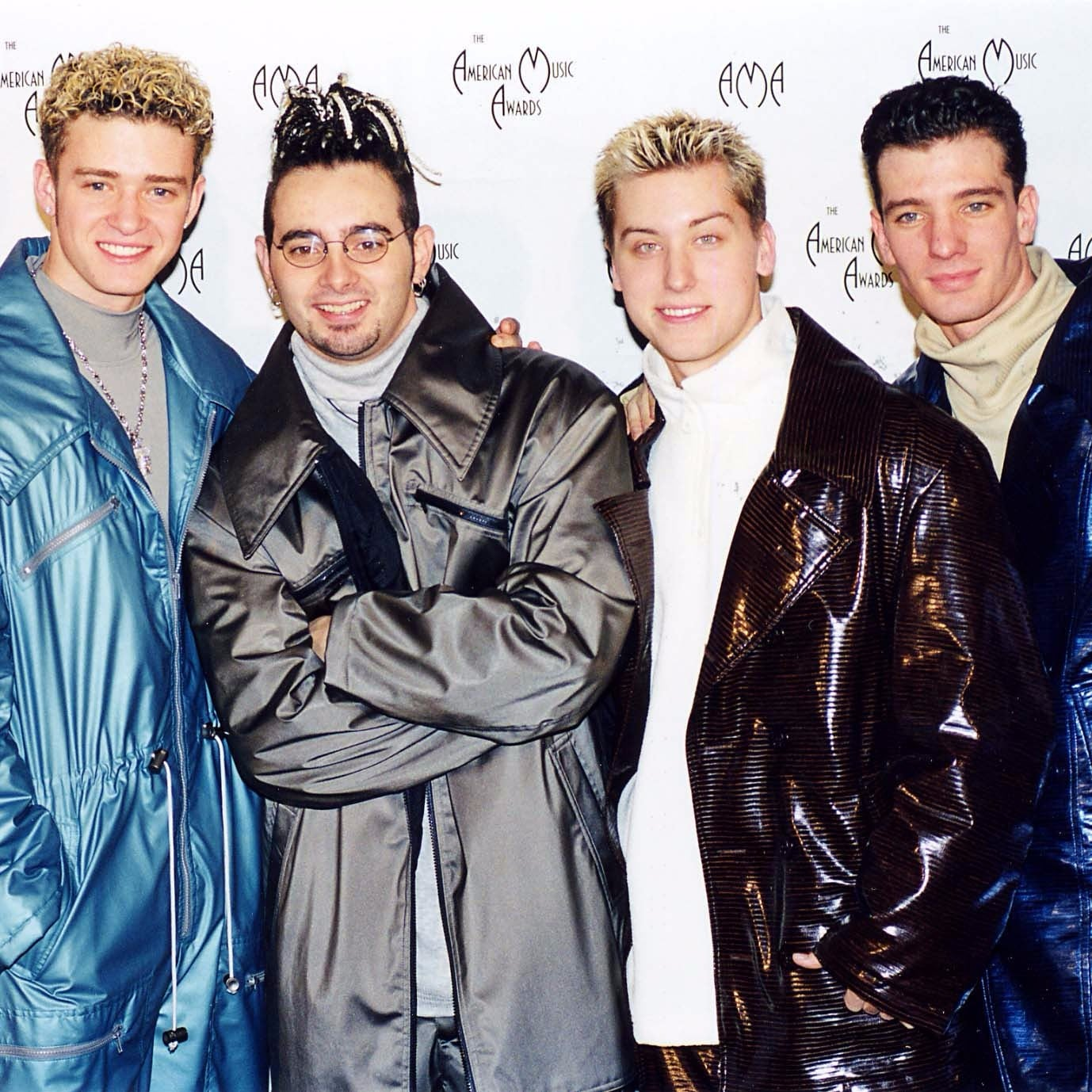 NSYNC\'s 1999 Christmas Performance on Today | Video | POPSUGAR ...