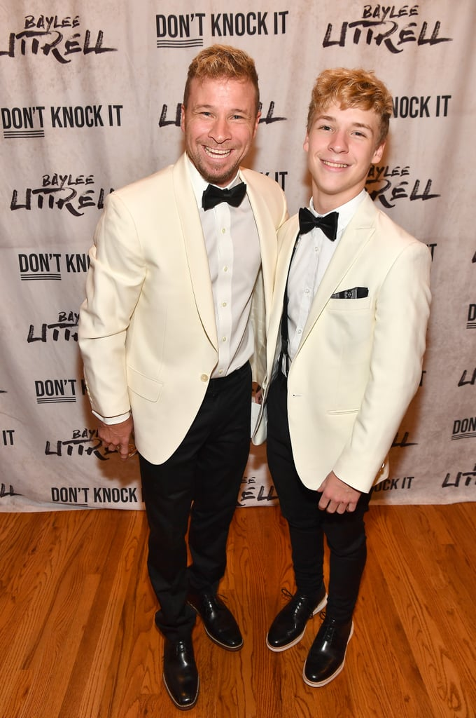 Pictures of The Backstreet Boys' Kids