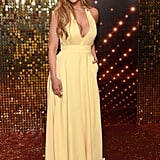 Catherine Tyldesley at the British Soap Awards in May 2015