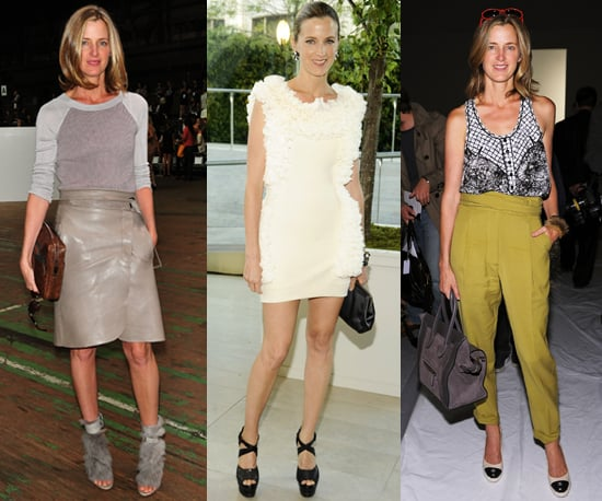 A Slideshow of Barneys Fashion Director Amanda Brooks Style