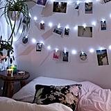 Photo Clip Galaxy String Lights