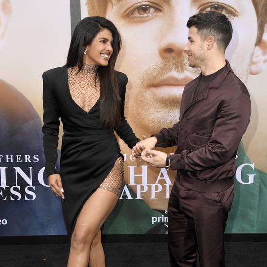 Priyanka Chopra's Dress At the Chasing Happiness Premiere