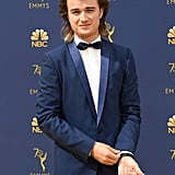 Pictured: Joe Keery