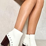 Nasty Gal Best of the West Studded Boot