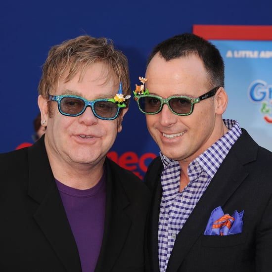 Elton John and David Furnish's Family Life