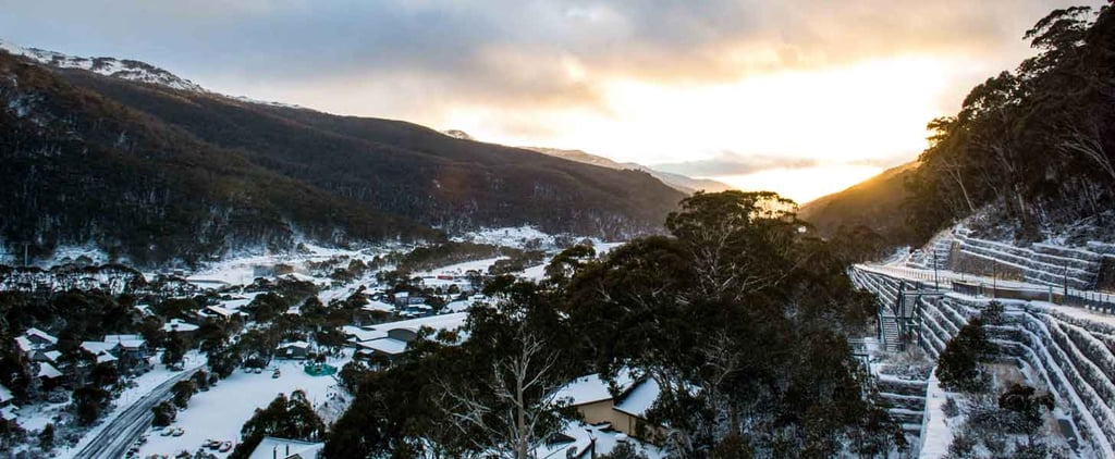 Travel Guide to Thredbo Snowy Mountains Australia